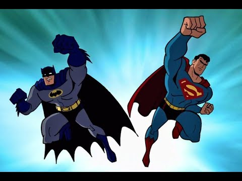 Superman Batman DNCE Forever