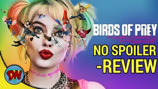 Birds Of Prey Review in Hindi | Spoiler Free Movie Review