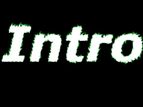 Сделать интро онлайн для ютуб - cc7