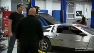 Новая жизнь ретро автомобилей: DeLorean DMC-12
