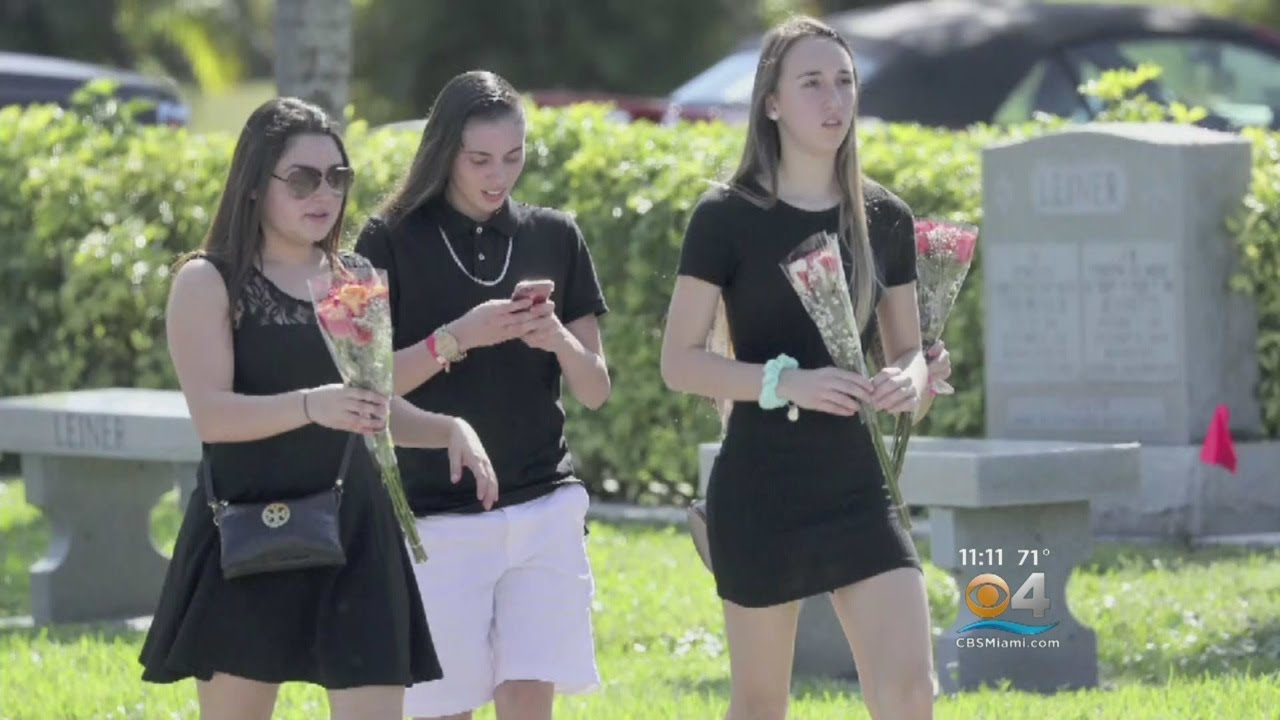 First Two Funerals Held For Victims Of School Massacre