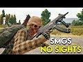 SMGS NO SIGHTS - PUBG Custom Games