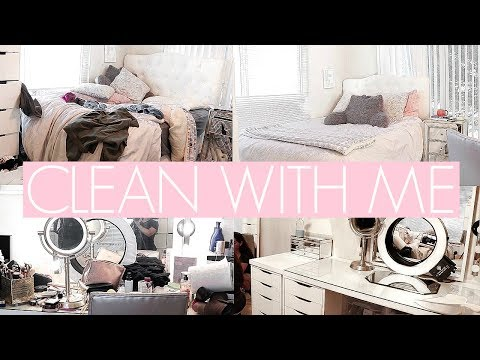 Cleaning my Room Motivation | 2019 (Super Messy Speed Clean)
