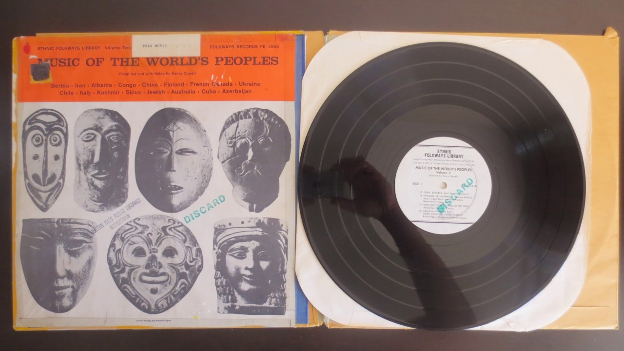 Music Of The World S Peoples Volume Two World Music Youtube