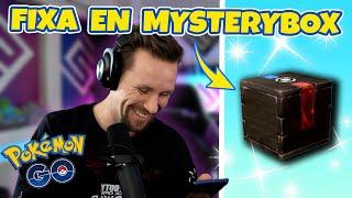 HUR DU FÅR EN MYSTERY-BOX I POKEMON GO (How to tutorial)