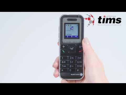 Messagerie  DECT Alcatel 8232