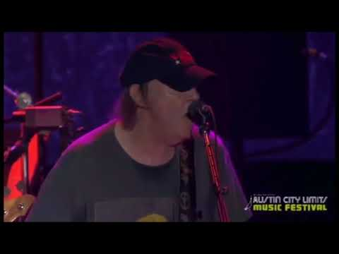 Neil Young, with Crazy Horse, 2012, Austin City Limits