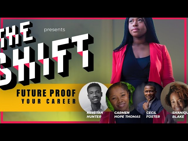 AYS || The Shift: Future Proof Your Career (Part 2) || Feb 13, 2021