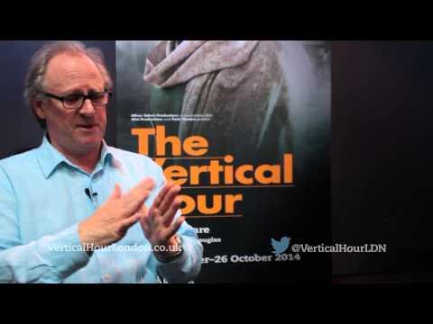 The Vertical Hour - Peter Davison Interview