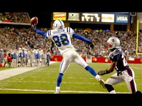 Marvin Harrison One Handed Catch Against Patriots || 88 Days until Kickoff