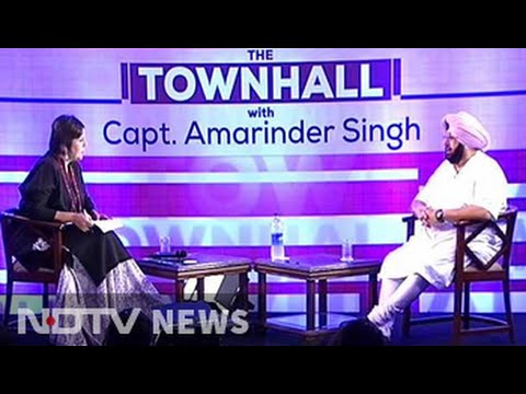 Kejriwal India's Trump, Badal losing his mind: Amarinder Singh to NDTV
