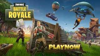 PlayNow: Fortnite Battle Royale | PC Gameplay