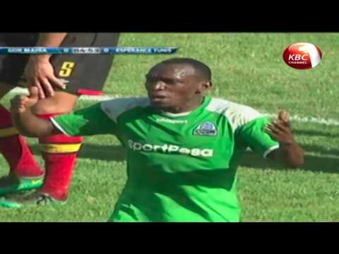Gor Mahia leaves for CAF Confederation Cup play offs in South Africa