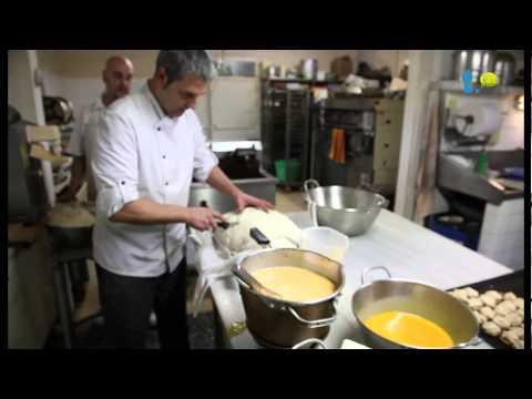 Jordi Tricas explica com elabora els Panettone