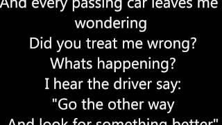 Lena ~ Traffic Lights ~ lyrics