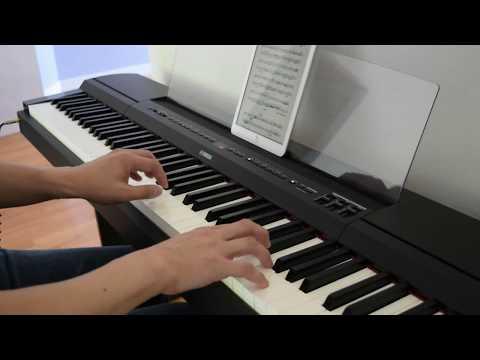 月半小夜曲 Half Moon Serenade 李克勤 (鋼琴 Piano Solo Cover)