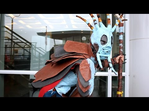 Fan Expo Vancouver 2016 Cosplay Showcase