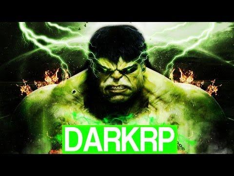 GMOD DarkRP FR #72 : ÊTRE HULK ! - Xeos