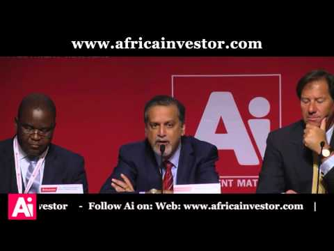 Oscar Onyema, CEO, Nigerian Stock Exchange - Ai CEO Institutional Investment Summit 2015
