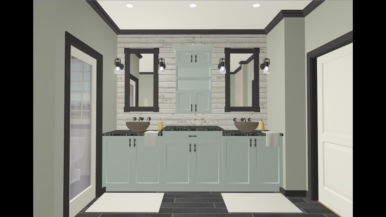 Home designer 2017 bathroom webinar youtube for New model bathroom design
