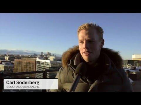 Carl Söderberg om svenska landslaget