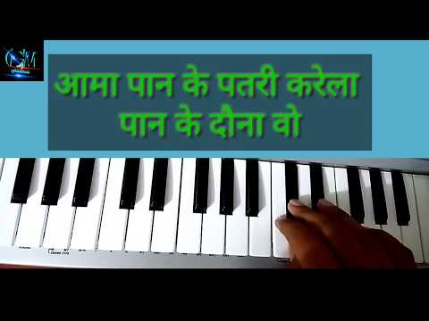 Aama pan ke patri Casio piano tutorial,cg Casio song,dilip sadangi,cghindimusic