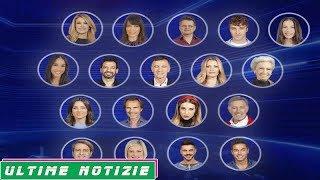 Grande Fratello VIP, chi sono i nominati al televoto fino al 10 febbraio?