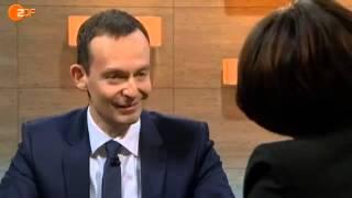 Eklat im TV   AFD   Vorsitzende macht FDP Politiker fertig vor der Kamera