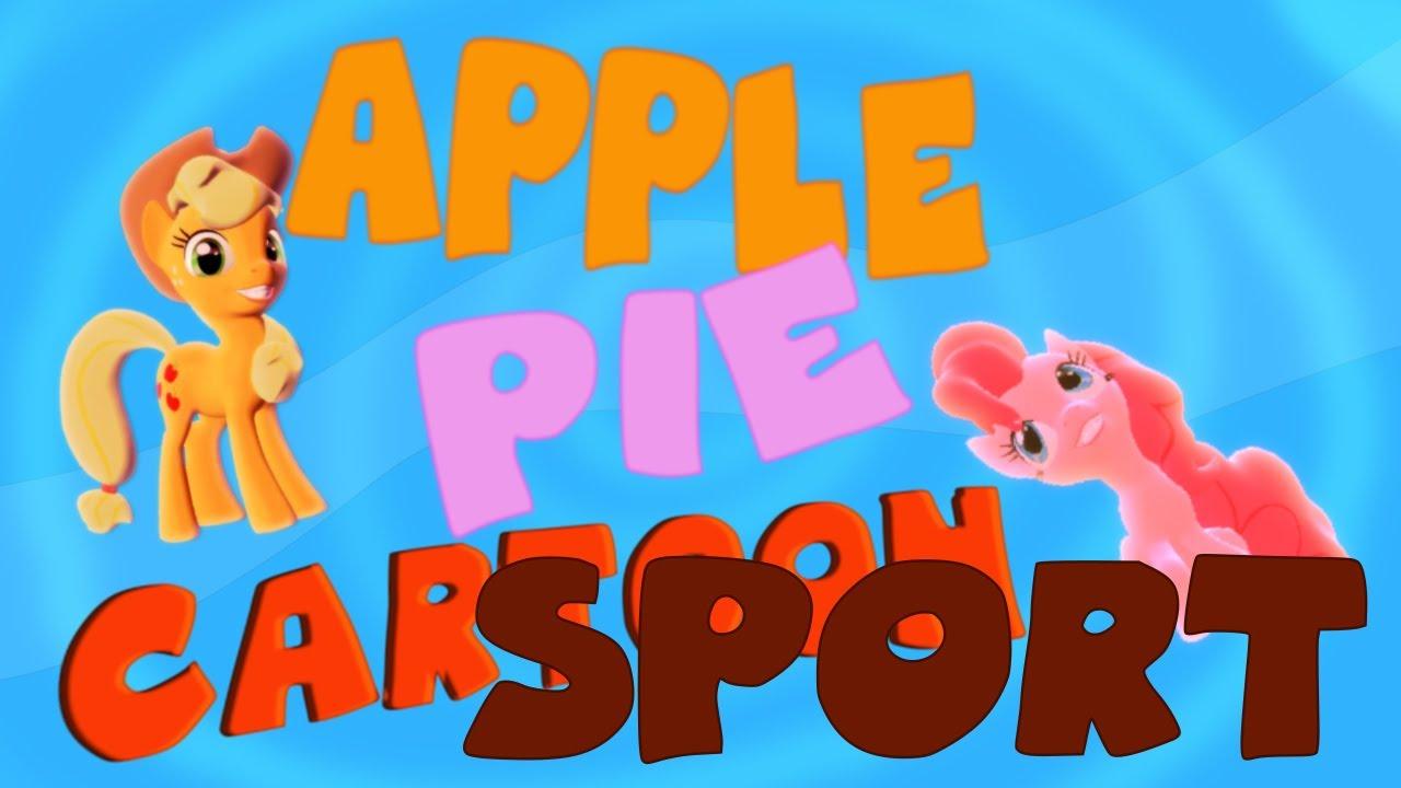 mlp applepie cartoon sport youtube