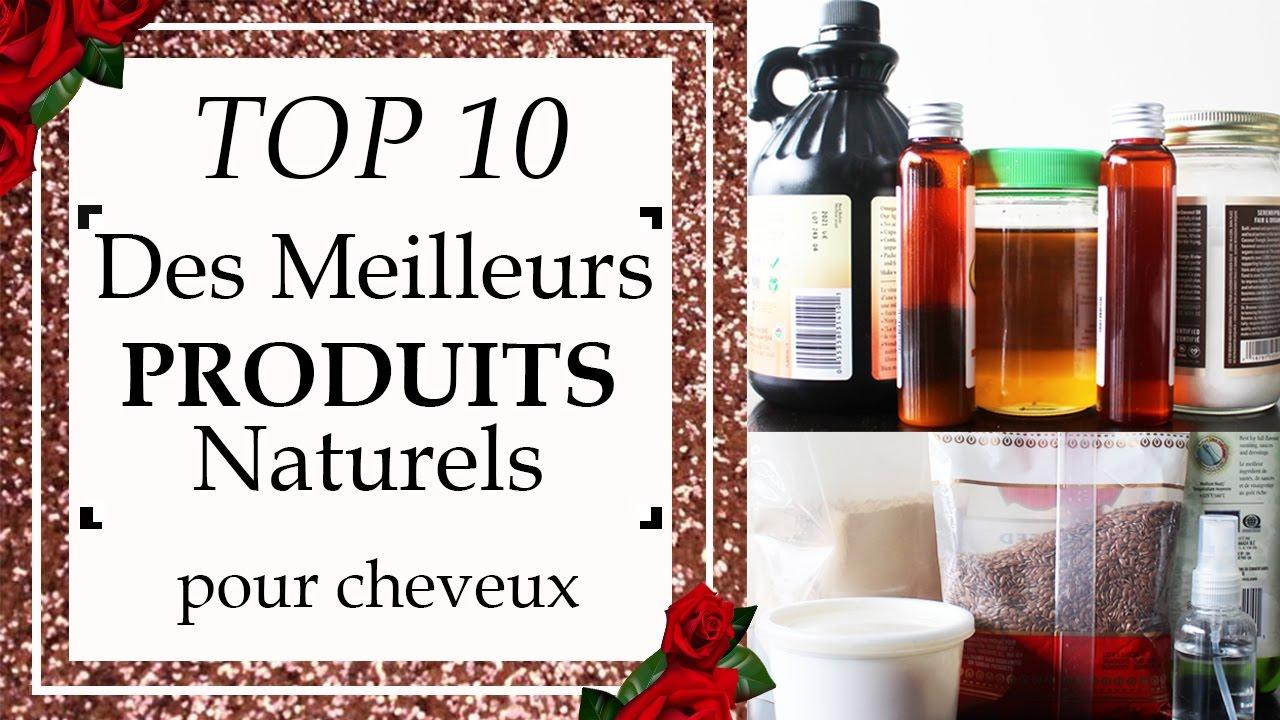 top 10 les meilleurs produits naturels pour cheveux cr pus fris s boucl s d fris s youtube. Black Bedroom Furniture Sets. Home Design Ideas