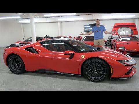 The Ferrari SF90 Is a 1,000-Horsepower $700,000Flagship Supercar