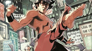 Who is Marvel's Shang-Chi?