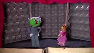 El Ogro grande y gris  - Cantando Aprendo a Hablar
