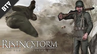 THIS IS UNHEARD OF... | Rising Storm (Red Orchestra 2) Gameplay