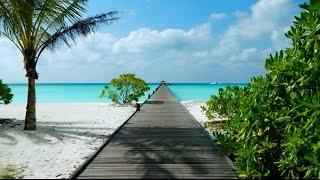 Отдых на Мальдивах в двух отелях.(Видео и фото с отдыха на Мальдивах. Из Holiday Island Resort 4* в спа-отель Sun Island Resort 5* на лодке. апрель 2013 г. Мальдивы..., 2016-06-12T16:05:18.000Z)
