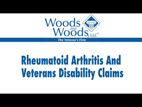 Rheumatoid Arthritis VA Claims: How To Get The Highest Rating For Your Veterans Disability Benefits
