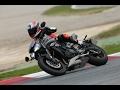 Triumph Street Triple RS 2017 | Presentación / Primera Prueba / Test / Review en español | motos.net