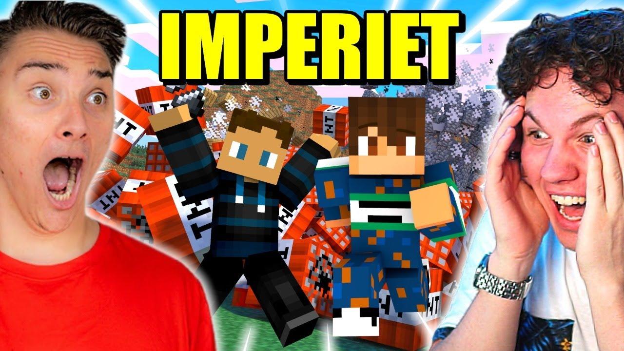 IMPERIET LIVE MED ALEXANDER!! (SIDSTE DAG MED LIMITED MERCH!!) - Imperiet