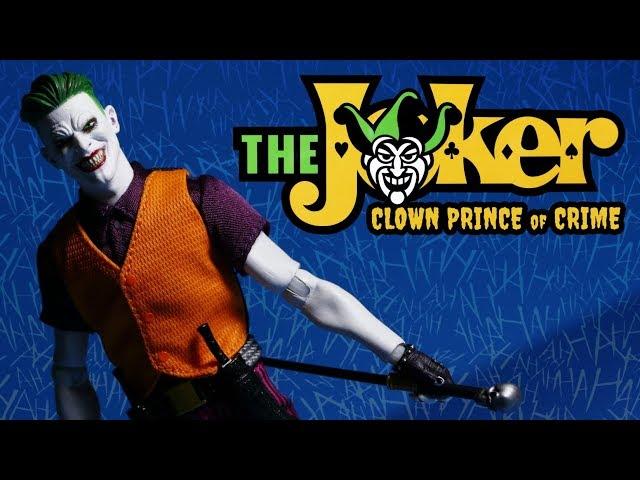 Mezco One\:12 Collective JOKER Clown Prince of Crime Edition