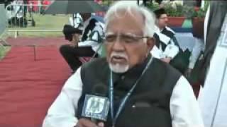 Ammer Jammat Rawalpindi At Jalsa Salana UK 2010
