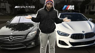 BEST OF BMW M VS MERCEDES AMG EXHAUST SOUNDS FROM 2018 *TOP 3 COMPILATION*