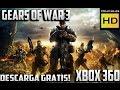 Como Descargar El Juego: Gears Of War 3 (Totalmente Gratis) Via uTorrent 2015