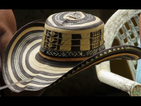 c5b706dca22 The Leyend of Sombrero Vueltiao - Colombian Typical Hat - TvAgro by Juan  Gonzalo Angel