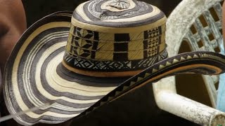 The Leyend of Sombrero Vueltiao - Colombian Typical Hat - TvAgro by Juan  Gonzalo Angel cd62b2bede47