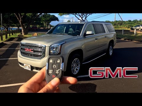 2018 GMC Yukon XL Review!