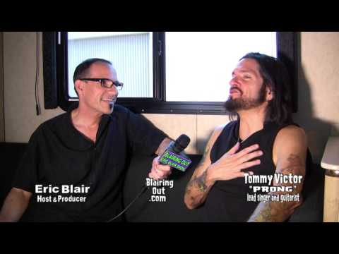 PRONG's Tommy Victor & Eric Blair talk CBGB's Hilly Kristal