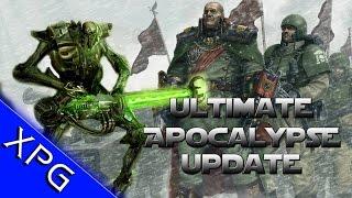 Dawn of War Ultimate Apocalypse Mod Update! Lets Play (Gameplay Warhammer 40k)
