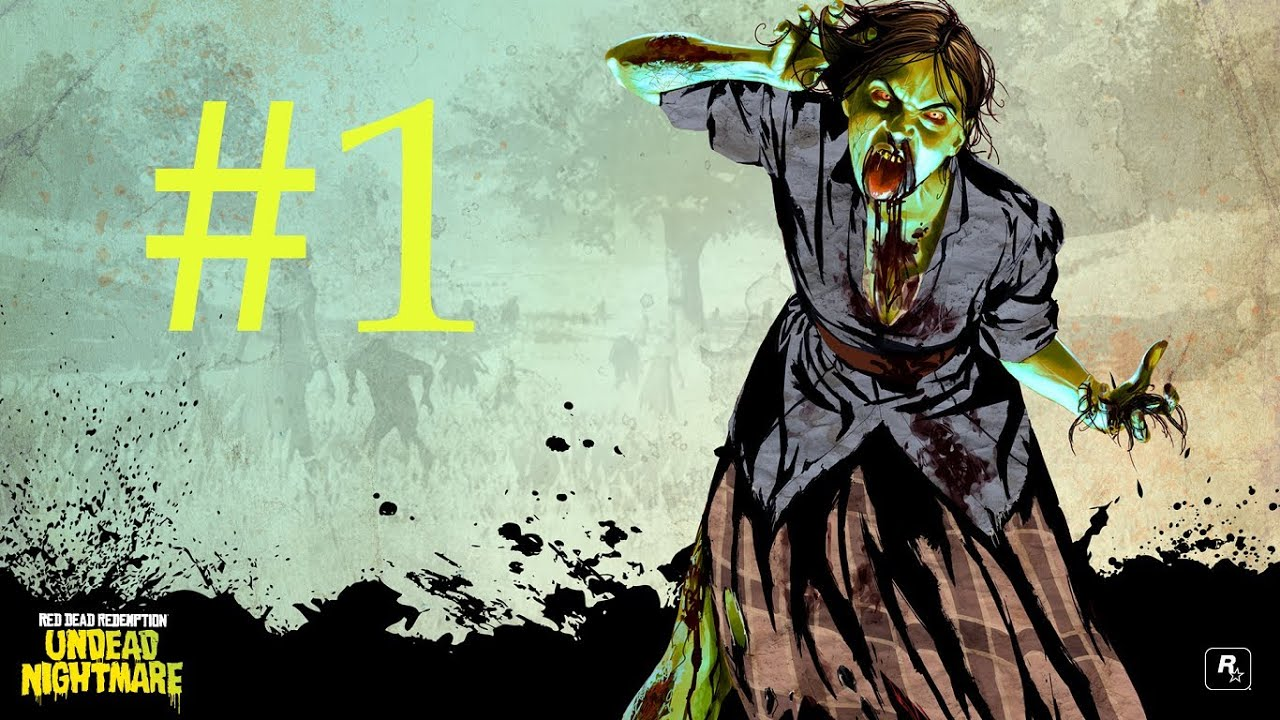 Where Is The Chupacabra In Red Dead Redemption Undead Nightmare: Red Dead Redemption Undead Nightmare Walkthrough Parte 1