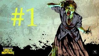 Red Dead Redemption Undead Nightmare Walkthrough Parte 1 / Español / PS3