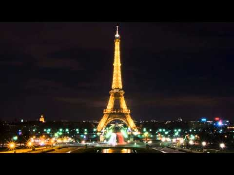 A Country Girl In Paris -John Denver (Lyrics)